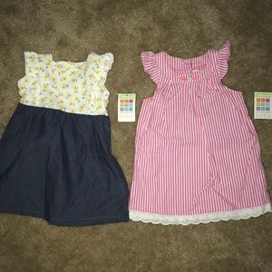 Other - Set of 2 dresses - 18m